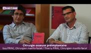 Interview des auteurs du Mémento Chirurgie osseuse préimplantaire