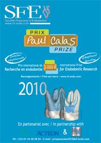 Prix Paul Calas 2010