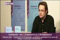 Interview de Stéphane Simon, auteur des Mémentos Endodontie