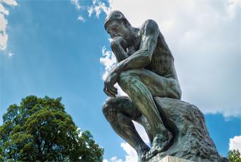 Le penseur Rodin