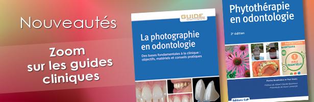 Nouveautés livres dentaires