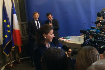 Agnès Buzyn, stratégie nationale de santé