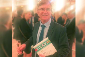 Olivier Fromentin, rédacteur en chef d'Implant
