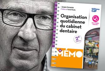 Jacques Vermeulen présente la nouvelle édition du Mémo