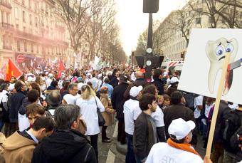 Grève du 3 mars 2017