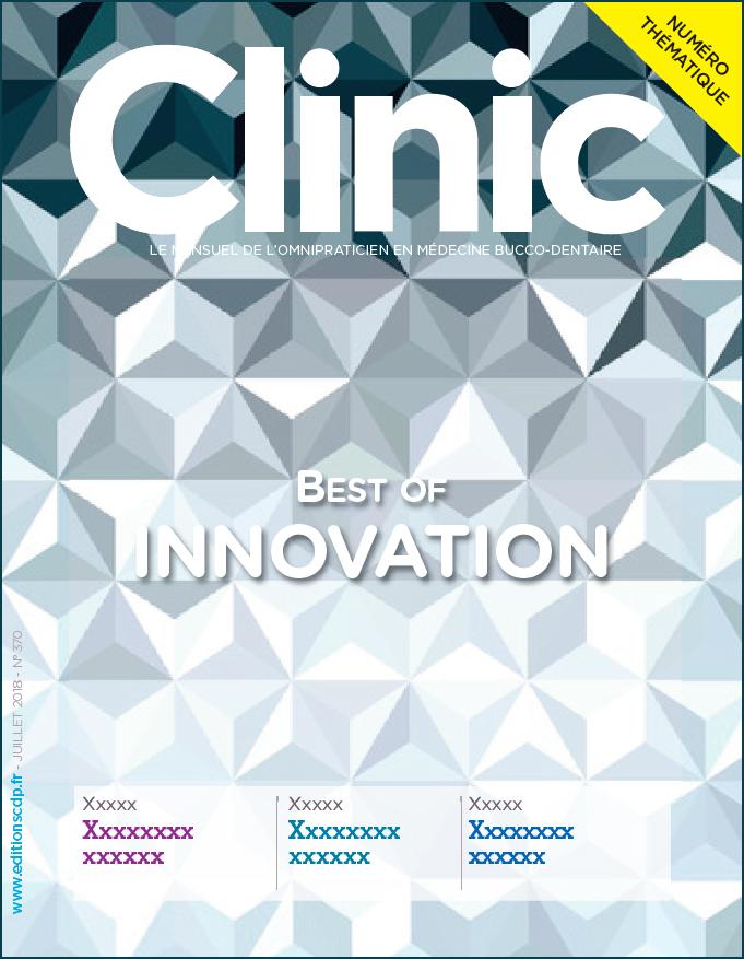 Numéro Thématique  CLINIC - BEST OF INNOVATION