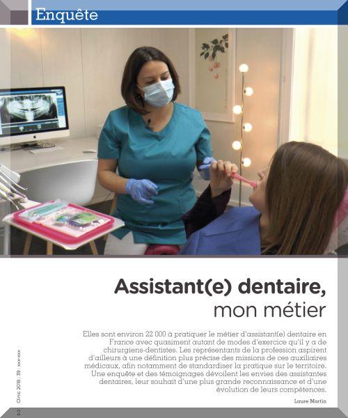 CLINIC_ENQUETE_ASSISTANTE_DENTAIRE
