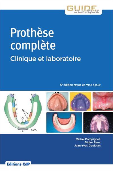 Prothèse complète - 5e édition